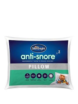 Silentnight Anti Snore Pillow