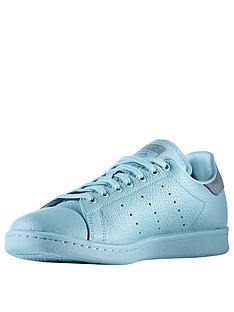 adidas-originals-stan-smith-whitebluenbsp