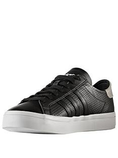 adidas Originals CourtVantage - Black