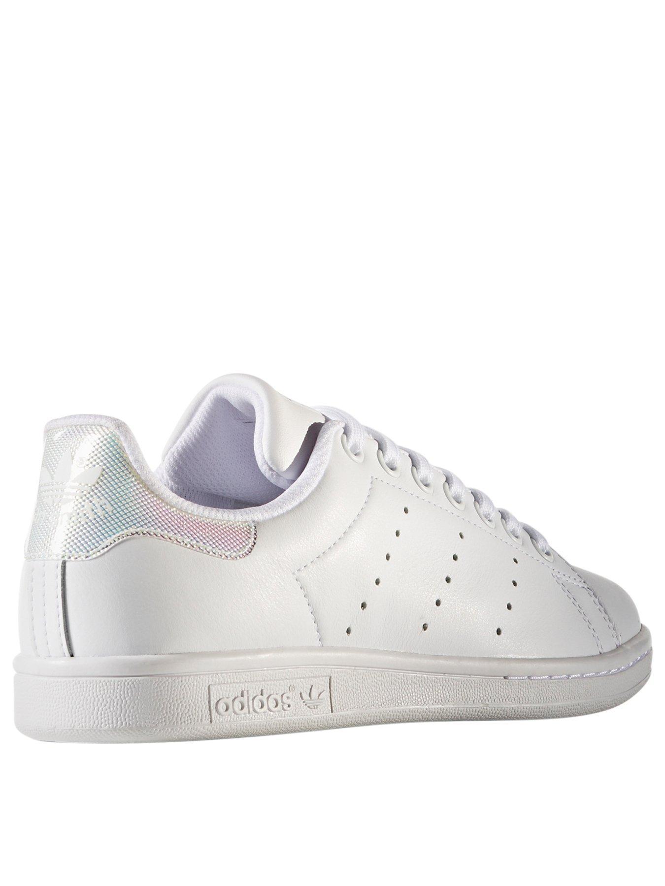 Adidas Originali Di Stan Smith / Iridescente Bianco