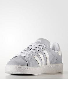 adidas-originals-campus-childrens-trainer-grey