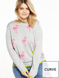 ri-plus-flamingo-jumper
