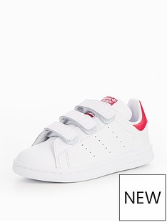 adidas-originals-adidas-originals-stan-smith-cf-children-trainer
