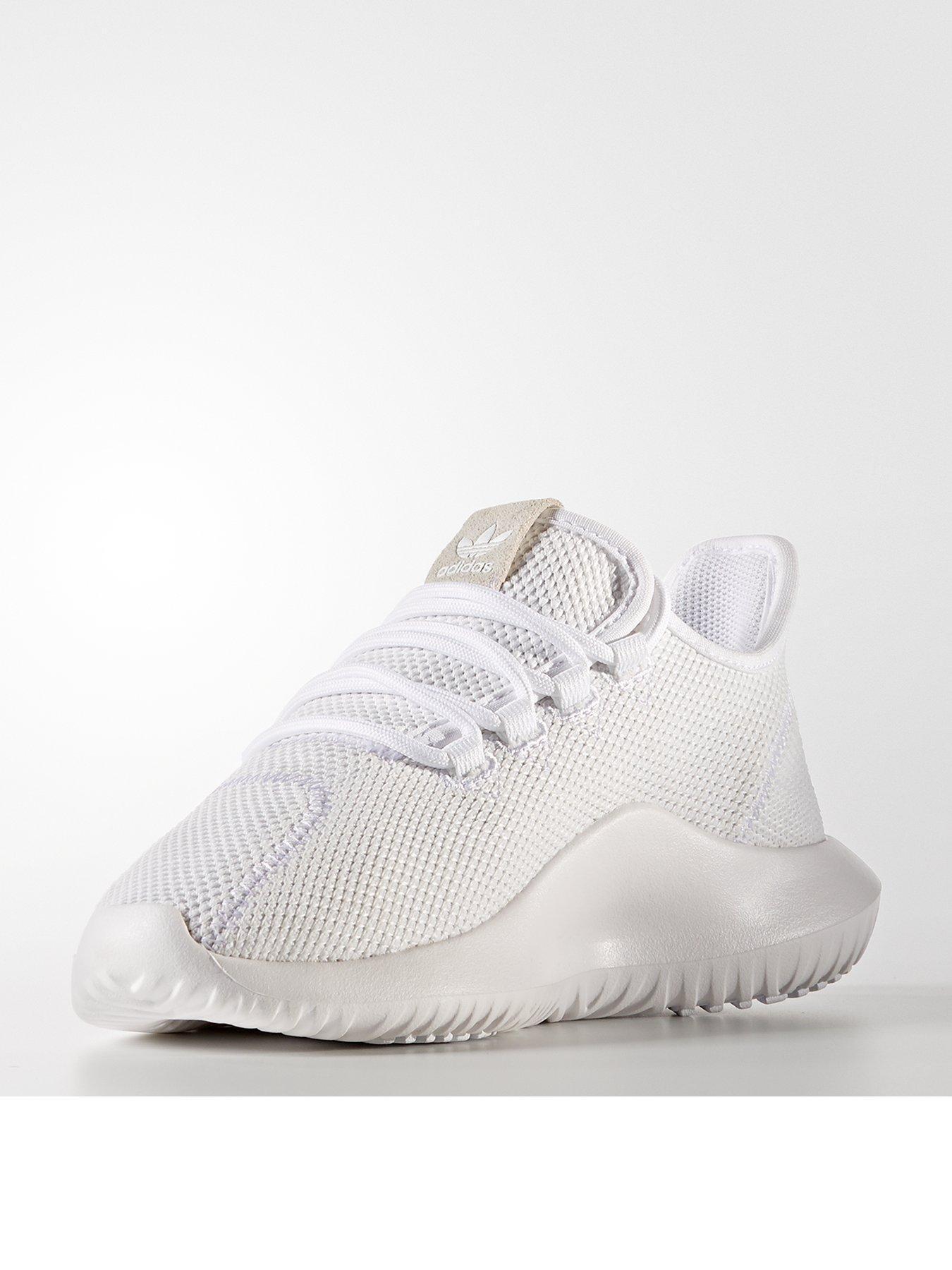 adidas tubular shadow junior white