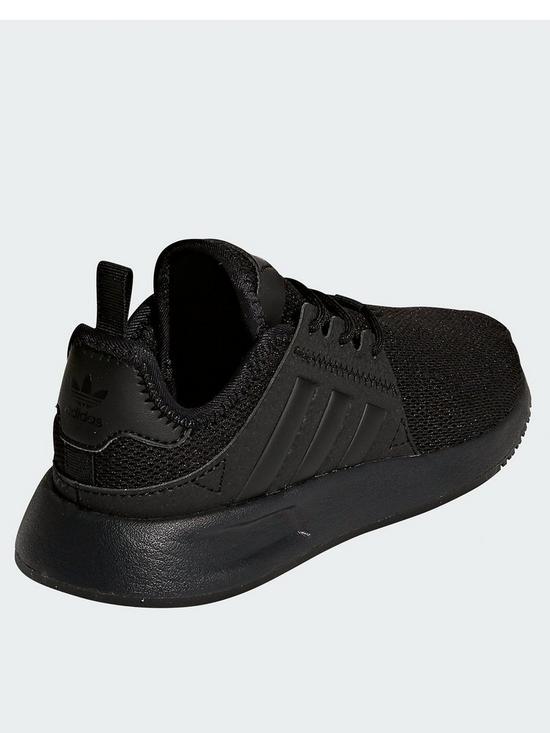 58c19c013c2b0c adidas Originals X_PLR Childrens Trainer - Black | very.co.uk