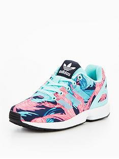 Nike Roshe Run Vs Adidas ZX Flux Sneaker Comparison Review