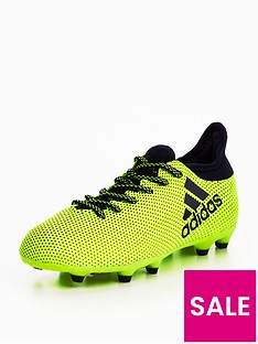 adidas-junior-x-173-firm-ground-football-boots-ocean-storm