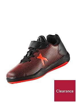 adidas-altaturf-x-childrens-trainers-redblack