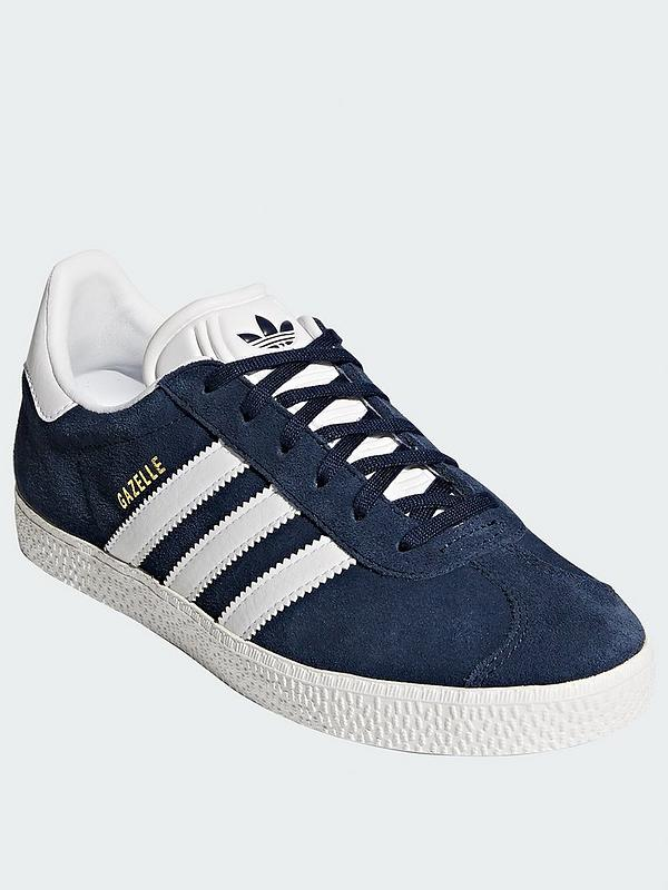 WHITE  MENS UK SIZES ADIDAS ORIGINALS GAZELLE ll   BLACK