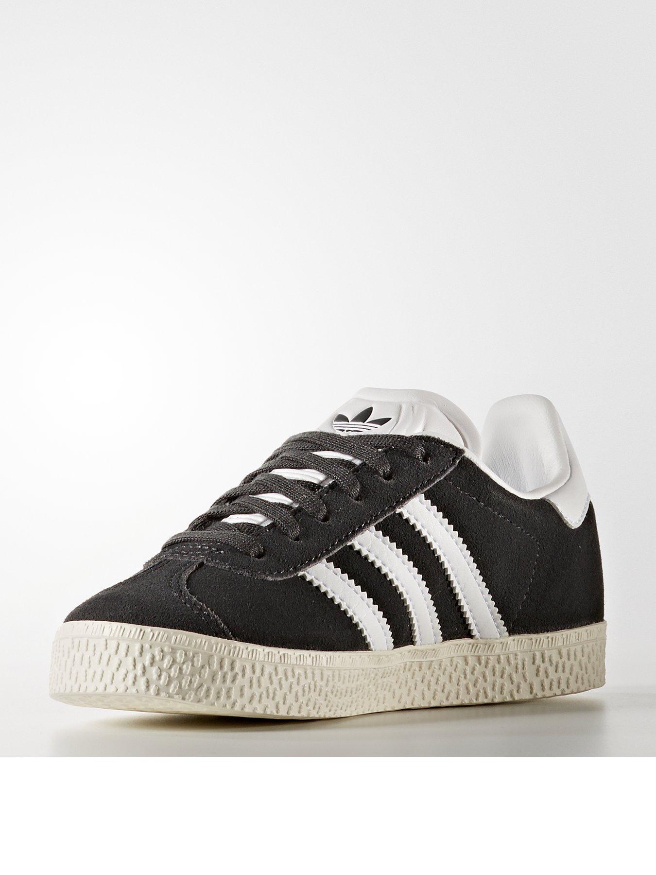 adidas gazelles kids size 4