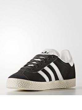 adidas-originals-gazelle-children-trainer-blackwhitenbsp