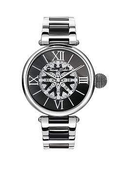 thomas-sabo-karma-womens-watch-black-dial-two-tone-stainless-steel-bracelet