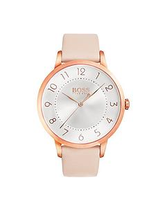 hugo-boss-black-hugo-boss-black-eclipse-white-dial-blush-leather-strap-ladies-watch