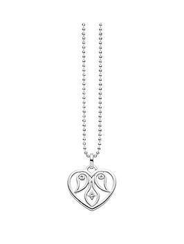 thomas-sabo-thomas-sabo-sterling-silver-glam-amp-soul-diamond-set-heart-necklace