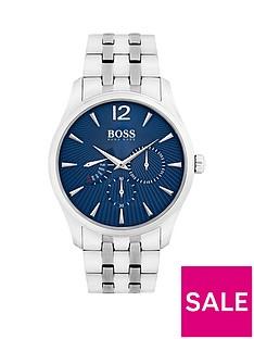 boss-commander-blue-chronograph-dial-stainless-steel-bracelet-mens-watch