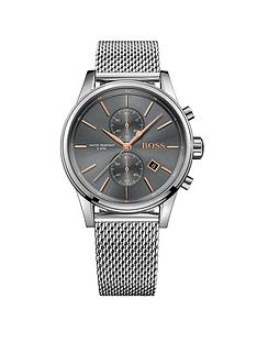 hugo-boss-black-hugo-boss-black-jet-grey-multi-dial-stainless-steel-mesh-bracelet-mens-watch
