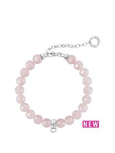thomas-sabo-thomas-sabo-sterling-silver-charm-club-rose-quartz-adjustable-charm-bracelet-19cm