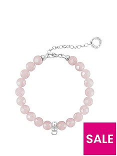 thomas-sabo-thomas-sabo-sterling-silver-charm-club-rose-quartz-adjustable-charm-bracelet-19cm
