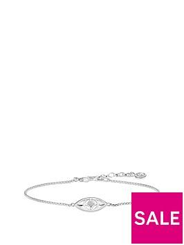 thomas-sabo-thomas-sabo-sterling-silver-glam-amp-soul-diamond-set-evil-eye-bracelet-19cm