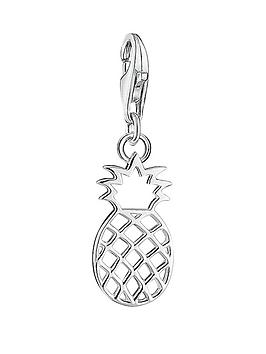 thomas-sabo-thomas-sabo-sterling-silver-charm-club-pineapple-summer-charm