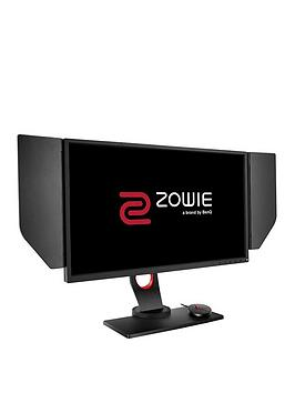 Benq Zowie Xl2540 24.5In Fhd 1Ms Response, 240Hz, Esports Gaming Monitor, Height Adjust Stand, Shield