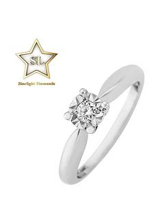 starlight-9ct-gold-12ct-look-10-point-diamond-illusion-set-solitaire-ring