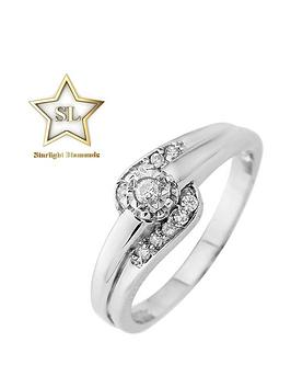 starlight-9ct-gold-14ct-look-10-point-illusion-set-diamond-ring-with-stone-set-shoulders