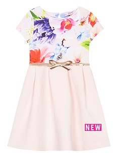 baker-by-ted-baker-girls-floral-placement-ponte-dress