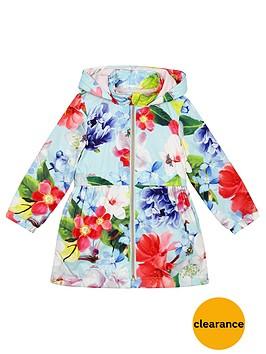 baker-by-ted-baker-girls-floral-hooded-print-mac
