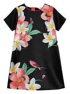 baker-by-ted-baker-girls-floral-print-shift-dress