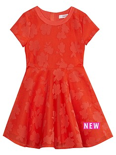 baker-by-ted-baker-girls-neon-coral-lace-prom-dress