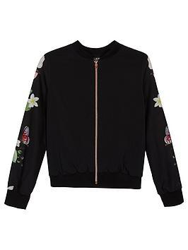 baker-by-ted-baker-girls-floral-bomber-jacket