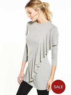 v-by-very-asymmetric-frill-jersey-tunic-top