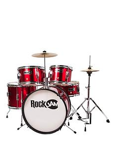 rockjam-rj105-5-piece-junior-drum-set