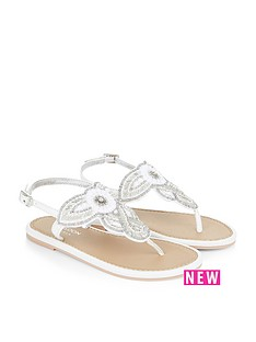 monsoon-delicate-flower-beaded-sandal