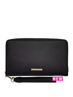 rebecca-minkoff-stylish-regan-zip-wristlet-handbag-style-case-for-any-device-ndash-black