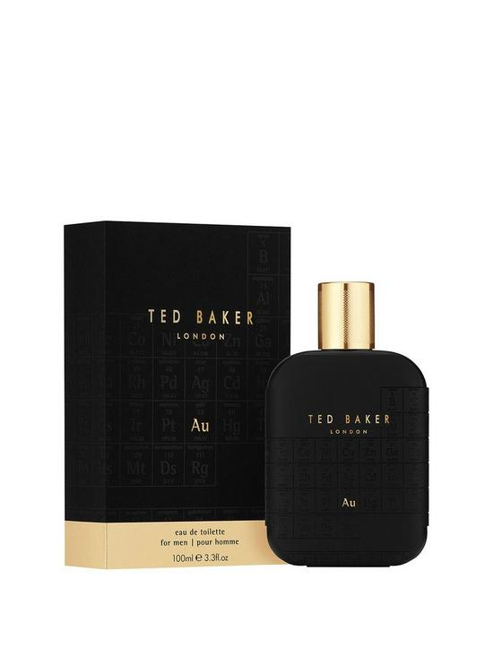Ted Baker Tonic Au Gold Mens 100ml Edt Verycouk