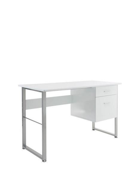 alphason-cabrini-white-storage-desk