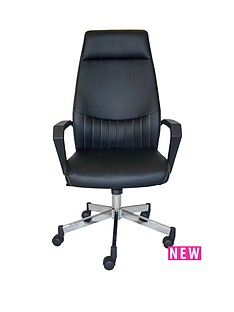 alphason-brooklyn-high-back-office-chair