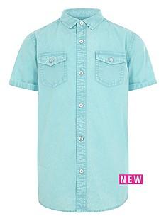 river-island-boys-blue-washed-short-sleeve-shirt