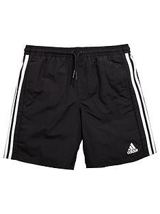 adidas-older-boys-3-stripe-swim-short