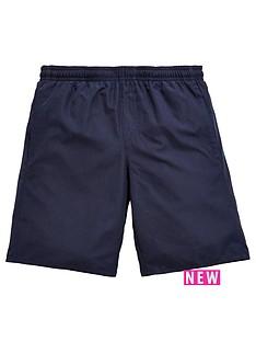 adidas-older-boys-logo-swim-short