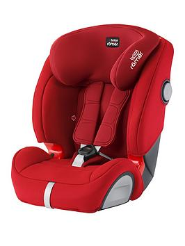 Photo of Britax evolva 1-2-3 sl sict car seat