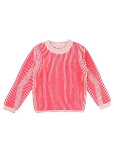 billieblush-girls-metallic-knitted-jumper