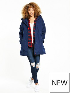 trespass-san-fran-mid-length-parka-navy
