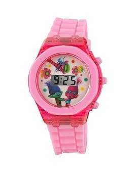 dreamworks-trolls-trolls-digi-dial-pink-strap-childrens-watch