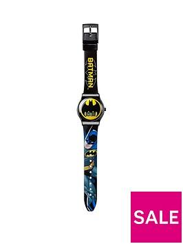 batman-batman-watch-amp-wallet-childrens-gift-set