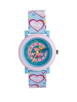 peppa-pig-time-teacher-childrens-watch
