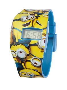 minions-all-over-print-childrens-watch