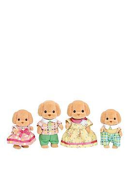 sylvanian-families-toy-poodle-family